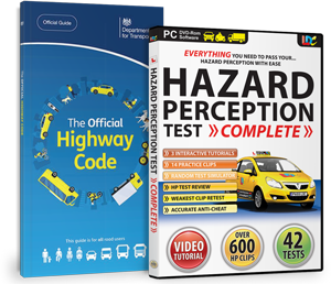 Hazard Perception Complete & Highway Code